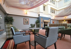 4-Star Exeter Hotel Revitalised with Panaz Fabrics