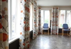 Walker Healthcare picks Panaz fabrics for Care Home curtains