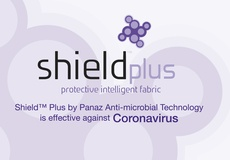 Efficacité prouvée contre le Coronavirus - Technologie antimicrobienne Shield Plus ™