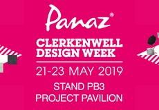 Innovative Recycled Panaz Fabrics Debut at CDW 2019