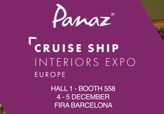 Panaz Fabrics Cruise to Leading Expo