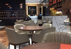 Tasty Looking Development at the Galler Chocolaterie, Doha
