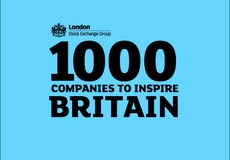 "Panaz included in London Stock Exchange's ""Top 1000 Companies To Inspire Britain"""