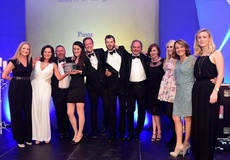 Panaz wins 'Business of the Year' at Lancashire Business Awards 2017